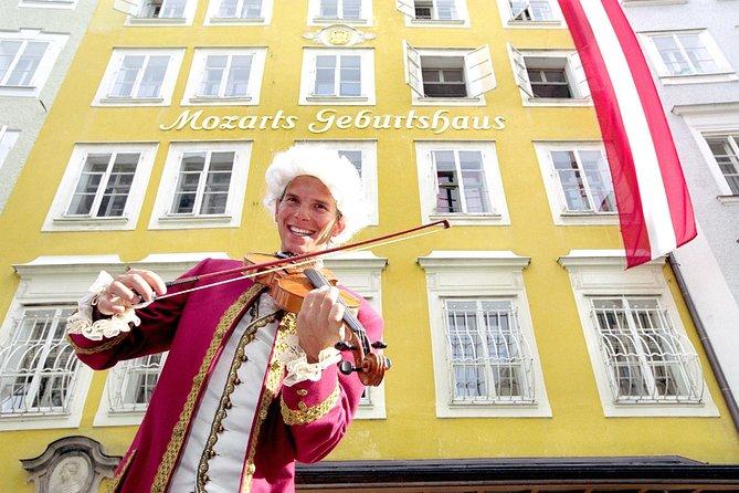 Mozart's Birthplace Salzburg Entrance Ticket, Salzburgo, AUSTRIA