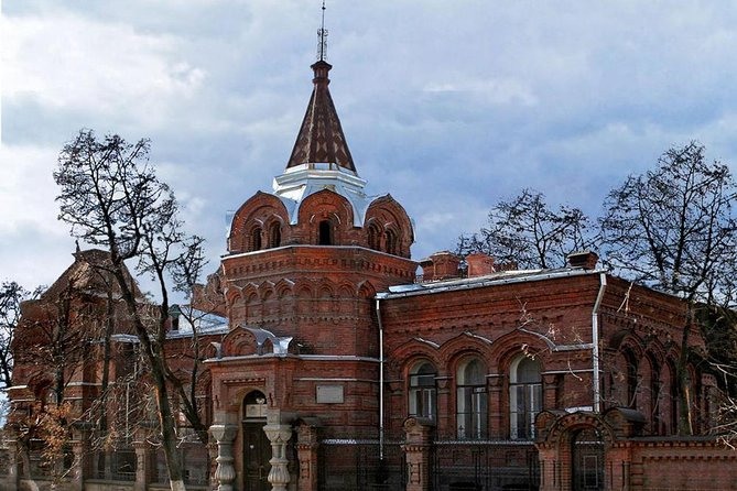 "This tour provides you with a great opportunity to explore the world of myths and urban legends of our beautiful city.<br>""The Hauntings of Yekaterinburg"" classical tour + four more spooky sights."