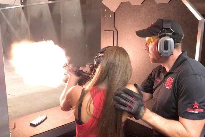 MÁS FOTOS, Machine Gun America-Pick 3 Experience