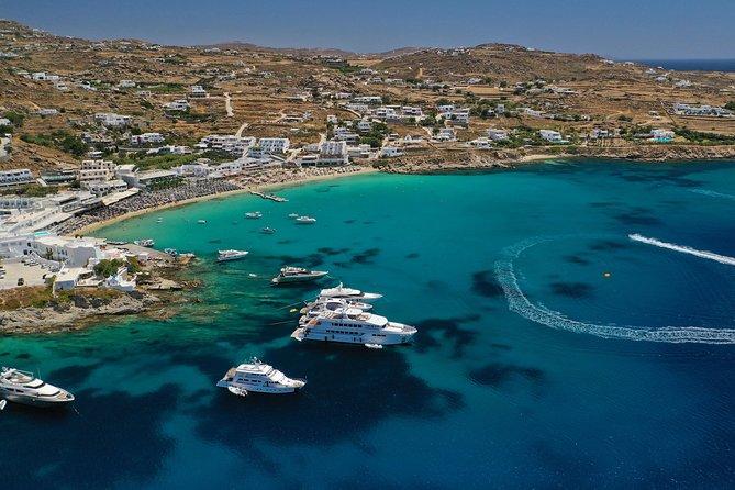 MÁS FOTOS, Mykonos Island South Coast Cruise with Lunch