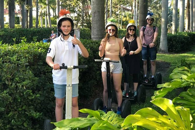 Venetian Islands Miami Segway Tour, Miami, FL, ESTADOS UNIDOS