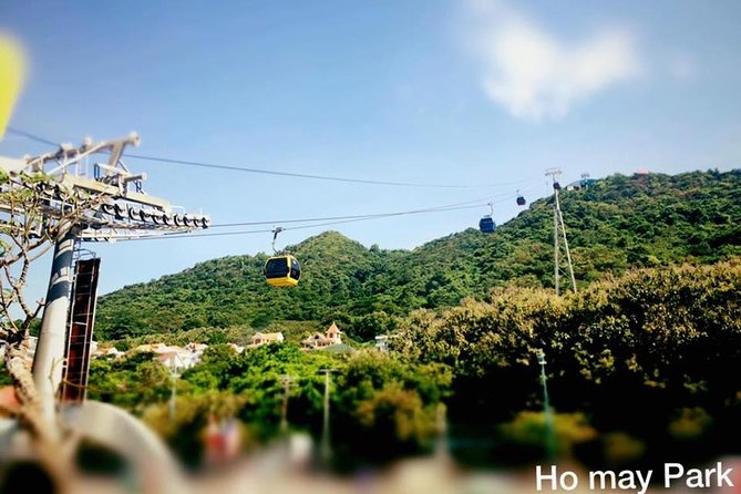 Skip the Line: Ho May Park Package Ticket in Vung Tau, Vung Tau, VIETNAME