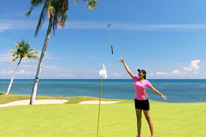 The island of Lombok is surprisingly well equipped to meet the needs of golf enthusiasts. The 18-holes Sire Beach Lombok Golf Course, located on Sire Bay - North West Coast of Lombok Island, offers magnificent view of Mt. Rinjani on the north east and Gili Islands across the bay to the west. It is 45 minutes drive from Mataram City and 40 minutes drive from Senggigi resort area and 1.5 hours from Kuta Lombok.<br><br>The course was masterfully designed by Peter Thompson, Michael Wolveridge & Perrett with a design philosophy deeply respecting the natural on-site contours of the land. The 18-holes championship course offers a unique, challenging and world-class experience for golfer of all levels. The golf course site has a serene atmosphere.