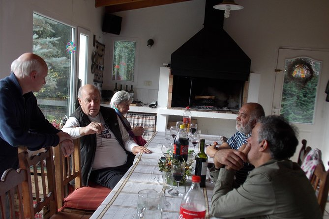 Small-Group Traditional Barbecue with Local Family from Bariloche, Bariloche, ARGENTINA