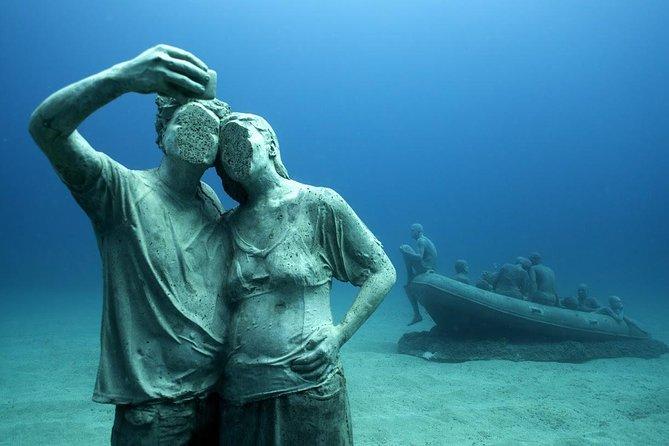 Museo Atlantico Diving Tour from Playa Blanca, Lanzarote, ESPAÑA