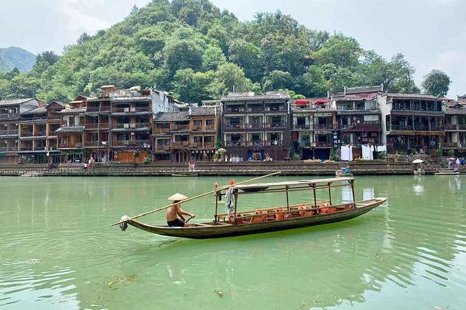 4-Day PRI Tour to Zhangjiajie and Fenghuang Old Town from Changsha, Changsha, CHINA