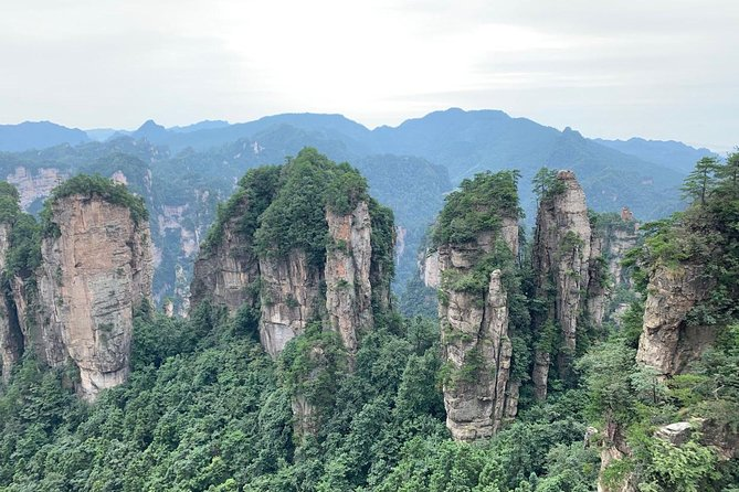 This 3-day tour will let you travel from Changsha to visit the stunning Zhangjiejie. You will climb up the picturesque Tianmen Gateway, Tianzi Mountain to view the prototype mountain of the movie AVATAR, and walk on the glass bridge... etc.