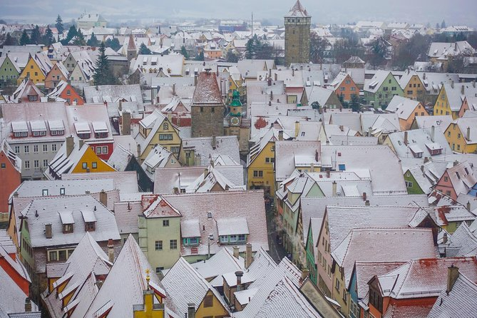 Rothenburg ob der Tauber Christmas Market Private Walking Tour, Rothenburg, Alemanha