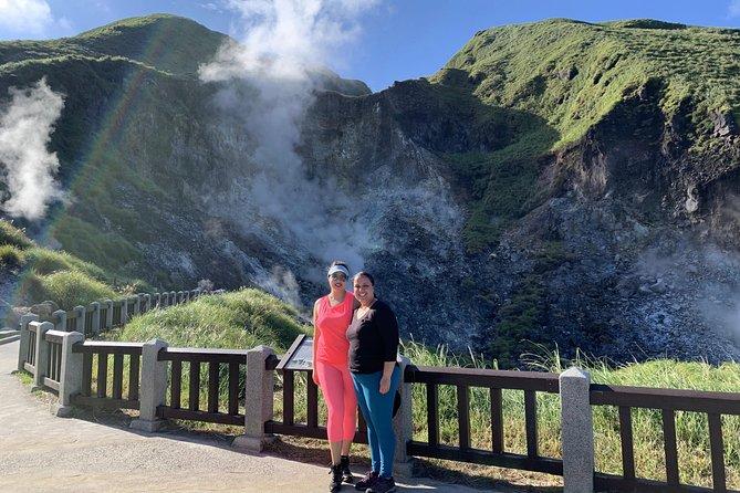 Private Yangmingshan Volcano Tour, Taipei, TAIWAN