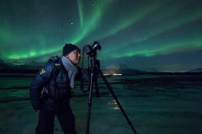 Northern Lights Chase, Tromso, NORUEGA