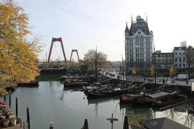 The Experience - All Inclusive, Authentic Private Tour Rotterdam + Kinderdijk, Rotterdam, HOLANDA