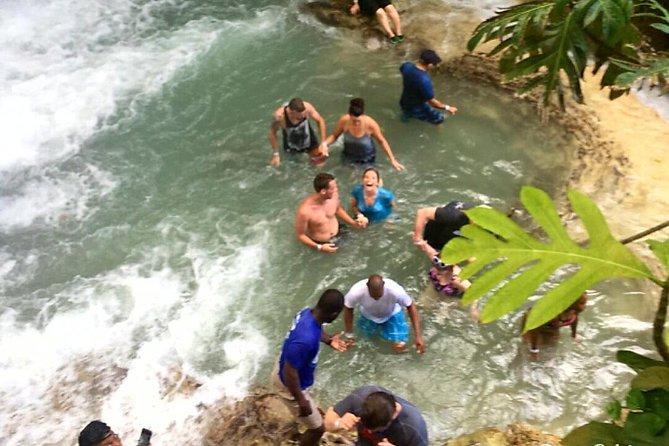 Dunns River Falls Day Tour, Runaway Bay, JAMAICA