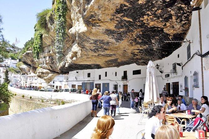 Ronda and Setenil de las Bodegas Day Trip from Jerez, Cadiz, ESPAÑA