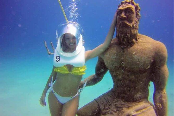 MÁS FOTOS, Caminata Submarina en San Andrés con Instructor
