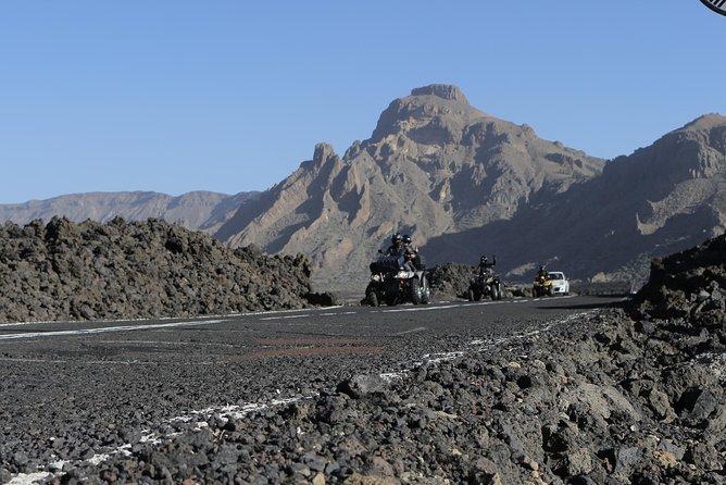 Quad Trip Volcano Teide By Day in TEIDE NATIONAL PARK, 4 HOURS, Tenerife, ESPAÑA