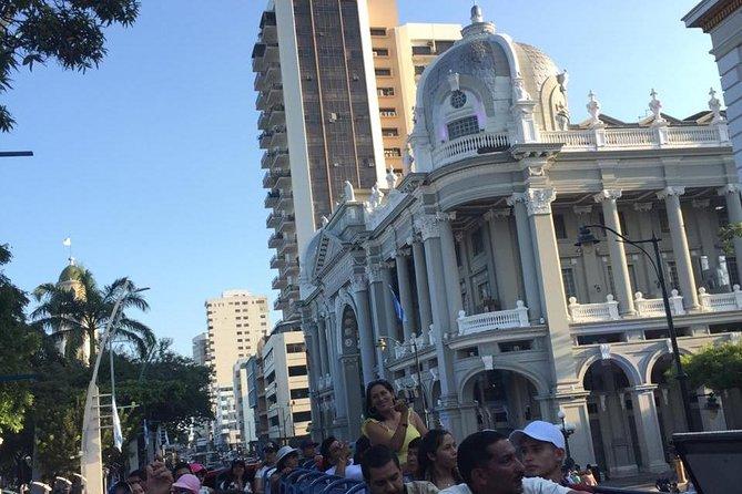 City Tour Guayaquil en bus de 2 pisos, Guayaquil, ECUADOR