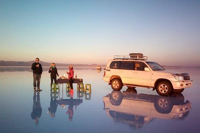 Uyuni salt flats: Full day with sunset and starlight tour., Uyuni, BOLIVIA