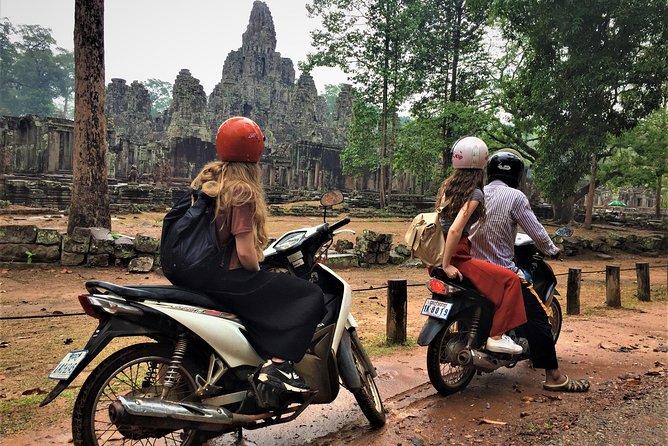 Angkor Wat unique 5 main temples unique Tour, Siem Reap, Camboja