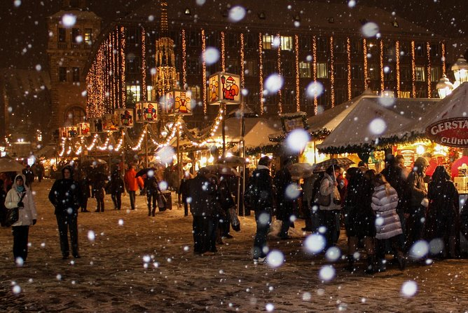 Mainz Christmas Market Private Walking Tour, Mainz, ALEMANIA