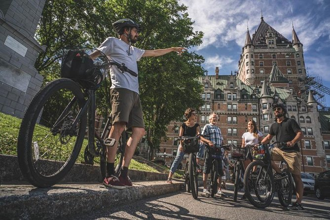 Quebec City Bike Tour: The Essentials, Quebec, CANADÁ