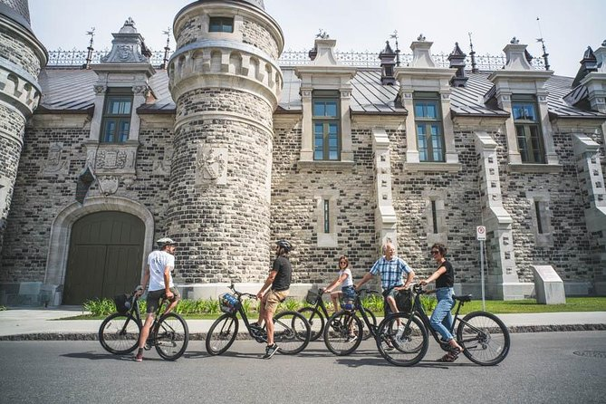 Quebec City Bike Tour: The Essentials, Quebec, CANADA