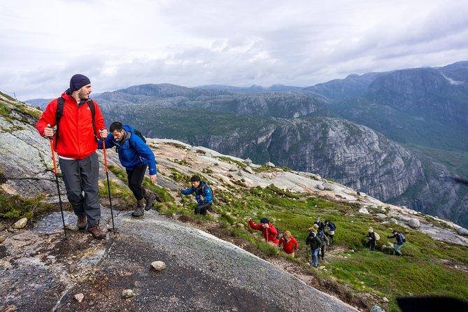 Kjerag Summer Hike - Beat the Crowds, Stavanger, NORWAY