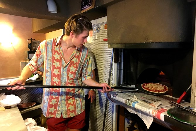 Pizza Making 2Italia, Lucca, Itália