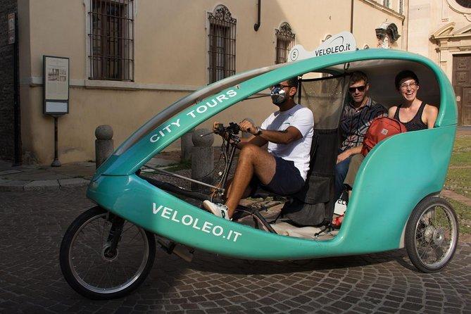 The beauty of Parma - Two Hours Rickshaw Tour, Parma, Itália