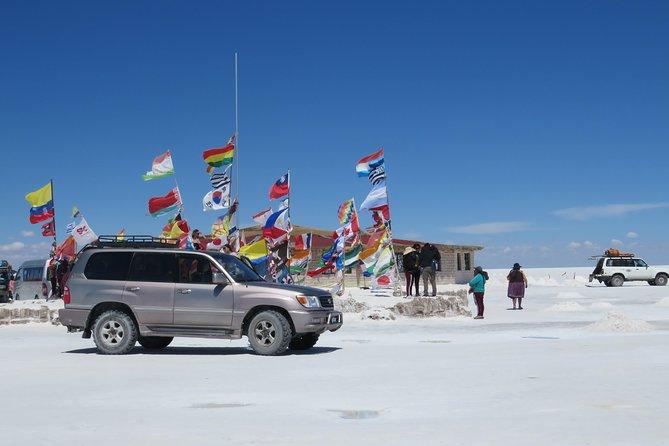 Full Day Uyuni salt flats with overnight in salt Hotel., Uyuni, BOLIVIA