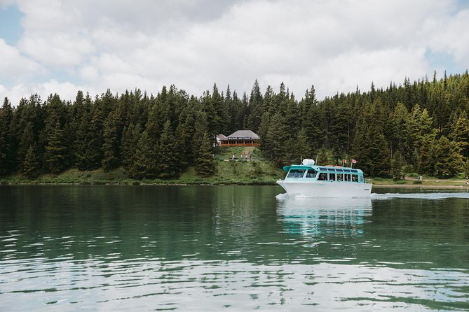 Jasper City Sightseeing Tour and Maligne Lake Cruise, Jasper, CANADÁ