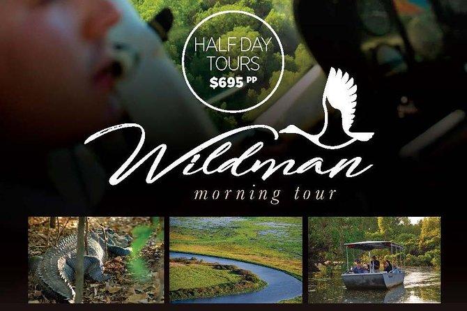 Wildman half-day morning tour, Darwin, Austrália