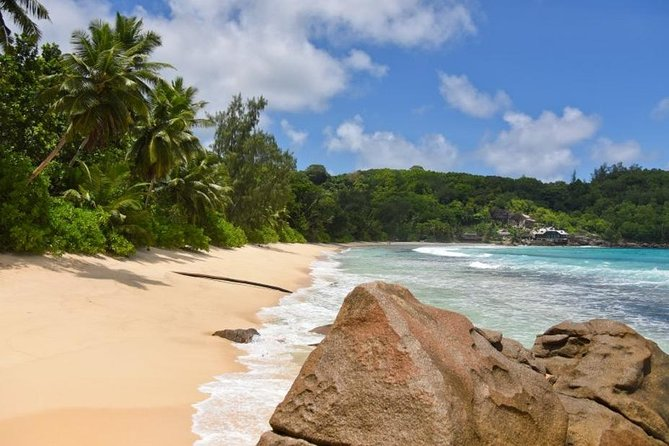 Spend a wonderful half day beach hopping around the Seychelles most exotic beaches. This is a tour to go and remember. Let the beauty of the white sandy beaches, calm turquoise waters caress your imagination as you take in the scenery and magnificence of the ocean life of the Seychelles