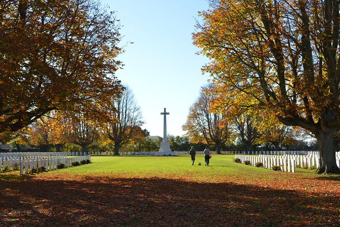 Private guided British D-Day Tour from Bayeux, Monte Saint-Michel, França