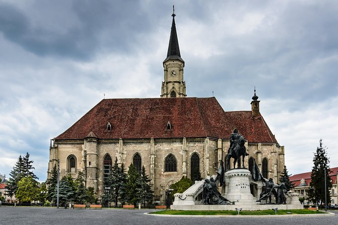 Private Cluj-Napoca Walking City Tour, ,