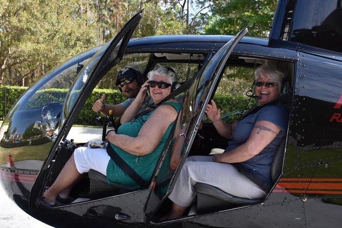 Excursión en helicóptero a Orlando desde el área de International Drive, Orlando, FL, ESTADOS UNIDOS