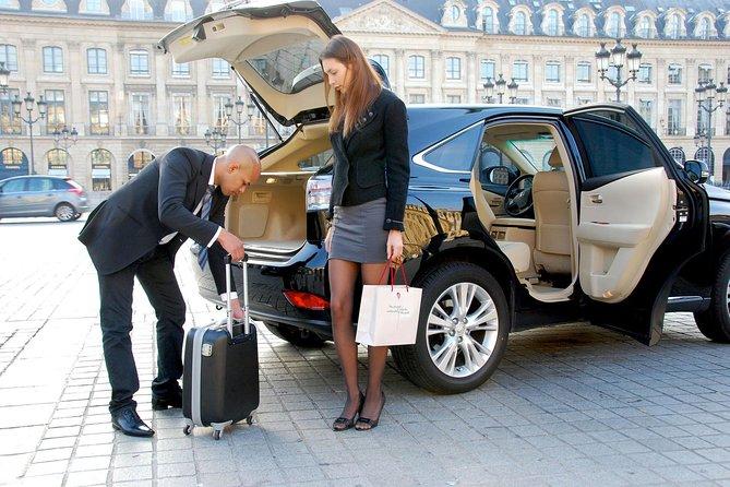 Servicio continuo de traslado para llegadas a París: aeropuerto de Charles de Gaulle (CDG), Paris, FRANCIA