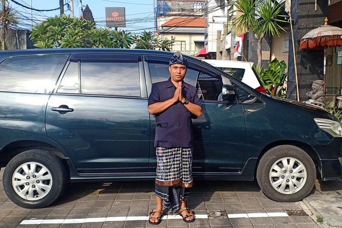 Your own personal chauffeur at the wheel, will take you to venture wherever you'd like and customize your sightseeing itinerary. Visit recommended Bali attractions including temples, beaches and markets, and relax in air-conditioned comfort.