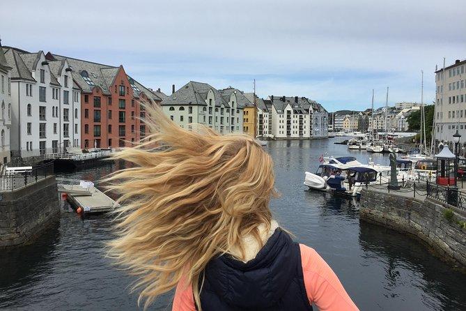 Ålesund tour, Alesund, NORWAY