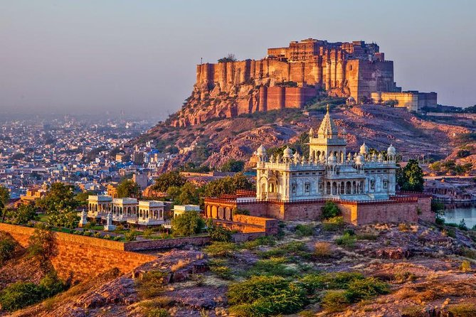 Jodhpur is also a prominent tourist attraction and home to many temples, forts, and palaces. The second-largest city in the state of Rajasthan, Jodhpur was the historic capital of the Kingdom of Marwar. Set in the Thar Desert this city is also called the Blue City or Sun City by people of the state and the country.<br><br>Mehrangarh Fort, Jaswant Thada, Umaid Bhawan, and Clock Tower are amazing places to be explored. This tour will allow you to learn more about the history, culture, and heritage of the city and you will be enthralled listening to the stories the city hold. The best part is you get a chance to experience a visit to all these places in a Tuk-Tuk. A Tuk-Tuk ride and all these places cannot be missed when in the city. The tour might last for some hours but the memories will last forever.<br><br>Pick up Time: 9:00 am<br>Timings are flexible according to travellers' convenience.
