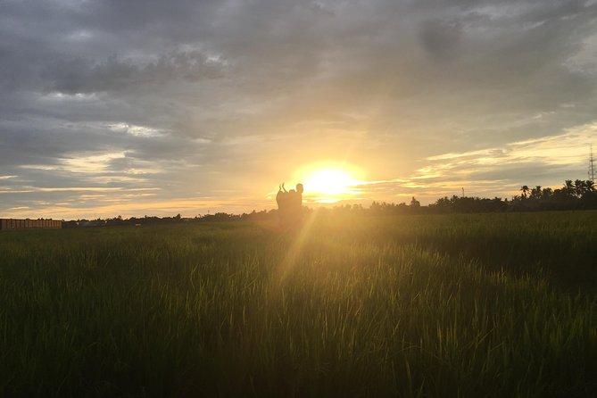 Siem Reap Quad Bike Countryside Sunset Tour for 1 hour driving, Siem Reap, CAMBOYA