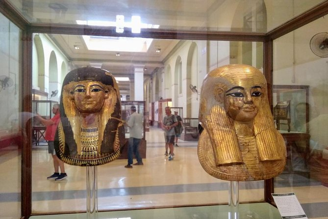Private Day Tour to Egyptian Museum, Citadel and Old Cairo, O Cairo, Egito