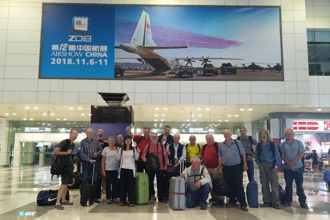 Zhuhai Air Show Tour, Zhuhai, CHINA