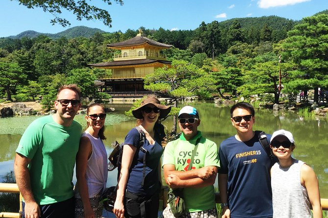 Combine the fun and freedom of cycling with the discovery of a new city as we explore Kyoto's best known site alongside some of our own favourite secrets!<br><br>Navigate the backstreets with a friendly, bilingual and experienced guide, explore local shrines and grand temples, quaint shopping arcades and riverside paths while learning about the sites you visit in a light, interesting and fun way. <br><br>Cycle on high quality 'Trek' and 'Giant' hybrid bikes, sample an authentic and delicious lunch and enjoy the unique atmosphere of Japan's ancient capital.