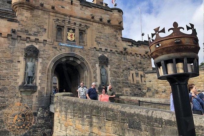 MÁS FOTOS, Edinburgh Full-Day Guided Private Tour in a Premium Minivan