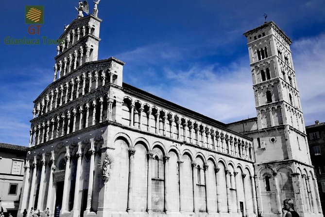 Pisa and Lucca Tours with Mercedes, Lucca, ITALIA
