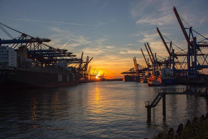 Hamburg Port Promenade Tour, Hamburgo, ALEMANIA
