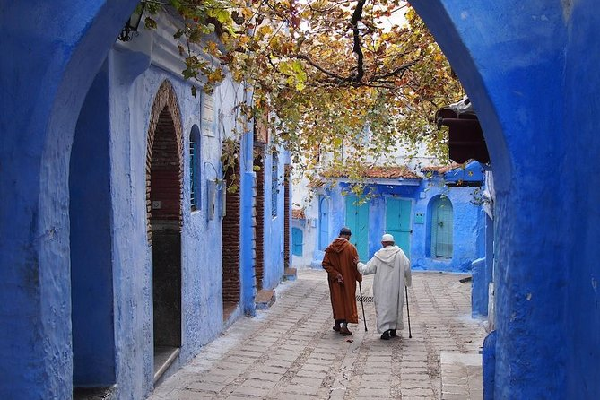 DAY TRIP to Chefchaouen From FEZ, Fez, MARRUECOS