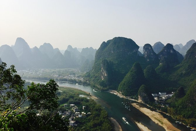 5-Day Small-Group Yangshuo Bike Adventure with Rock Climbing, Hiking, Kayaking or Cooking Class, Guilin, CHINA