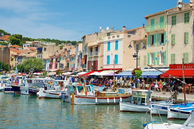 Marseille and Cassis Tour, Marsella, FRANCIA