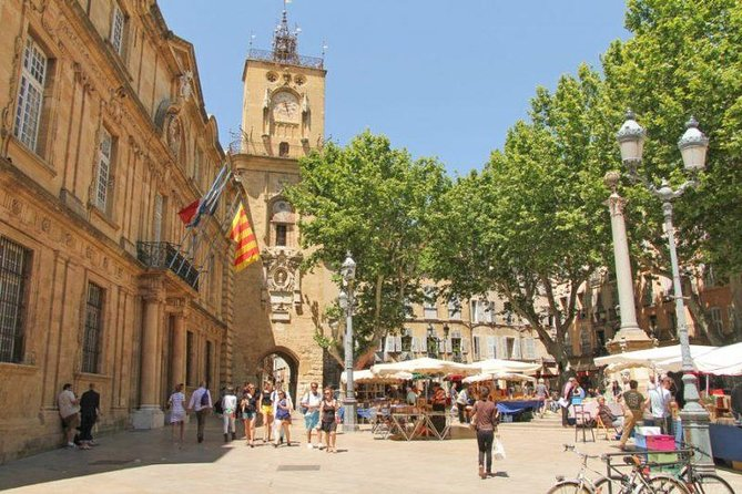 Aix en Provence & Cassis Tour, ,